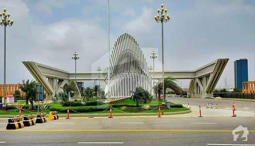 Bahria Town Karachi 125 Yard Plot File Is Available For Sale