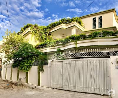 11. 5 Marla Double Storey House Is Available For Sale In Officers Colony Misryal Road