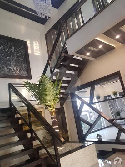 ڈی ایچ اے فیز 6 - بلاک کے فیز 6 ڈیفنس (ڈی ایچ اے) لاہور میں 5 کمروں کا 1 کنال مکان 5.1 کروڑ میں برائے فروخت۔