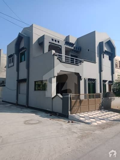 5 Marla Corner Double Storey House For Sale