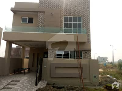 5 Mala Brand New Stylish Bungalow Is Available For Sale Near To Sector Park