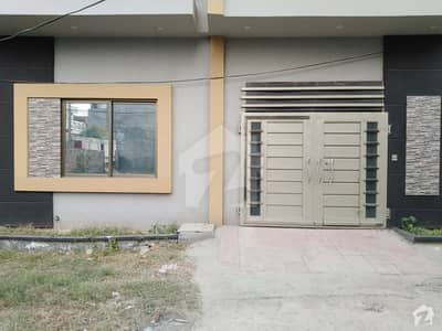 Half Double Storey House Is Available For Sale