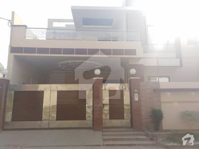 Double Storey House Is Available For Sale In Neghana Chowk Near Bloomfield School
