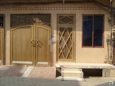 Double Storey Beautiful House For Sale At E Block, Church Road, Okara