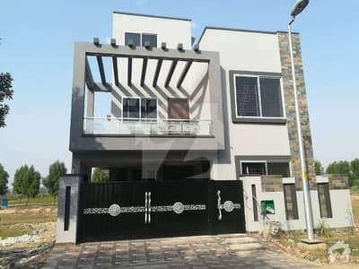 8 Marla Brand New Luxury House For Sale In C Block Bahria Orchard Lahore Excellent Work