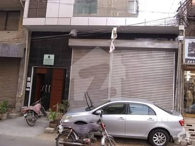 Brand New Ground And Basement Shop For Rent