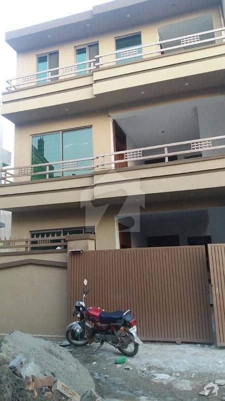 Brand New House For Sale In Soan Garden - Block G