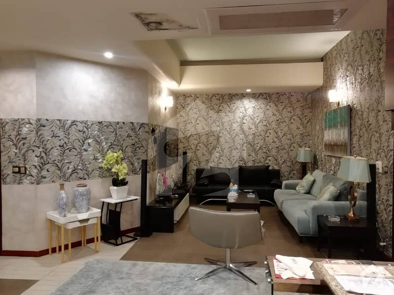Fully Furnished Flat Available For Sale In The Centaurus Mall Isb