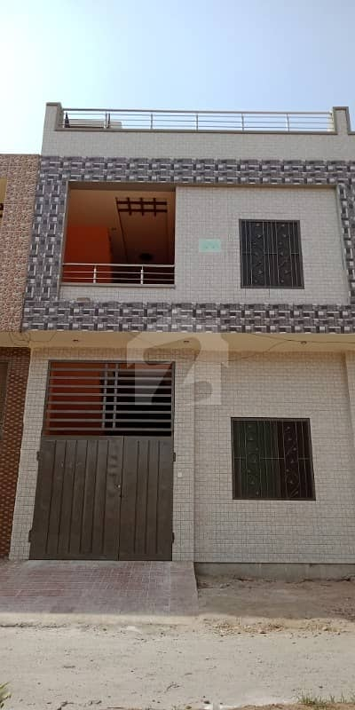 2. 5 Marla Double Storey Full Furnished House For Sale