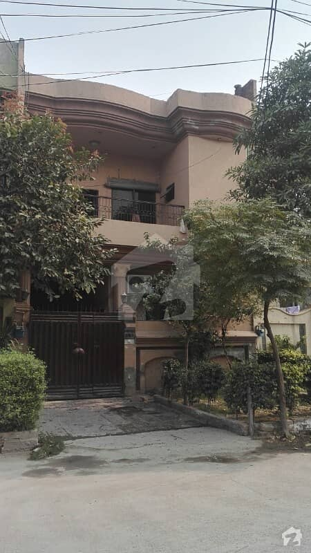 6- Marla House For Sale 4-Bedroom's ,
