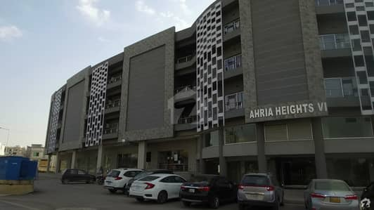 Semi Furnished 1 Bed Proper Apartment At Umer Block Bahria Phase 8 For Sale