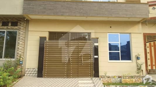 5 Marla Double Story Brand New House For Sale