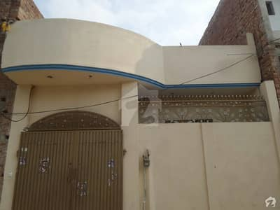 Single Storey Beautiful House For Sale At Javed Town Okara