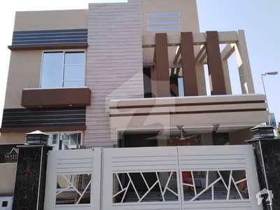 10 Marla Model House Shaheen Block 60 Feet Main Boulevard Extra Beautiful House