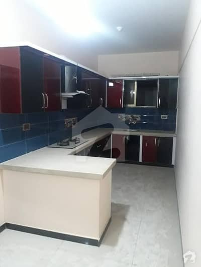 Nazimabad No 4321 New Zero Meter 3 Bed Portion Available For Rent