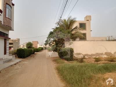 Khayaban E Shareef 240 Sq. Yard Pair Plot For Sale