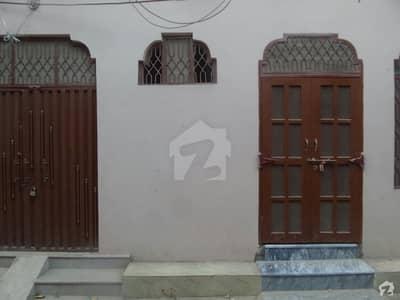 Double Storey Beautiful House For Sale At Faisal Mahmood Colony, Okara