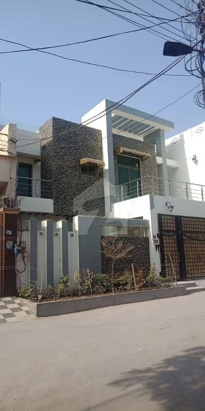 Brand New Double Storey House For Sale - Amin Town