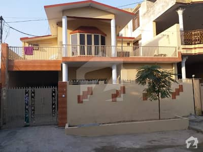 Stylish 5 Bed 7 Marla Double Storey House For Sale