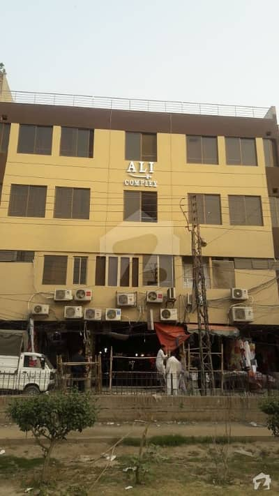 1 Kanal Commercial Plaza For Sale In Iqbal Town Moon Market