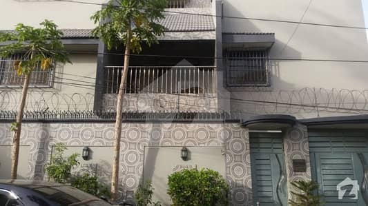 240 Sq Yards Town House For Sale In Beautiful Location Of Muslimabad