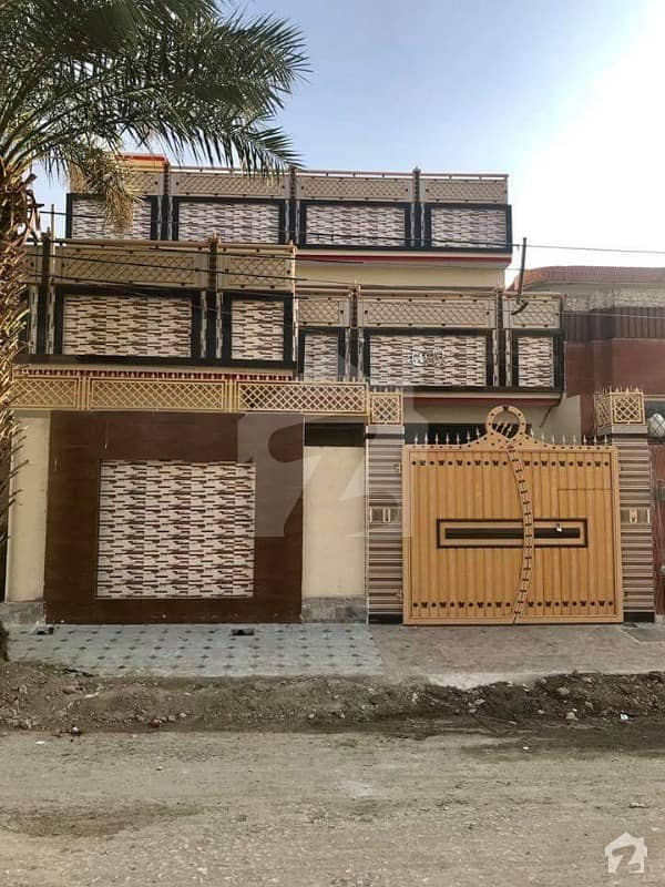 10 Marla Double Portion House For Sale