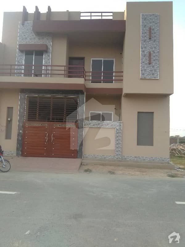 4. 5 Marla Double Storey House Is Available For Sale