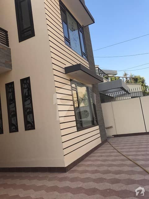 300 Sq Yards Brand New Bungalow Is Available For Sale