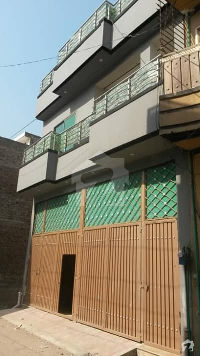 4 Marla Double Storey House Is Available For Sale In Rahatabad