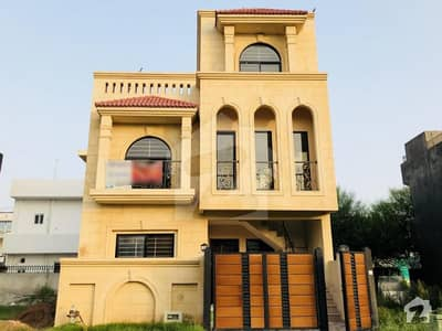 Brand New 4 Marla House For Sale
