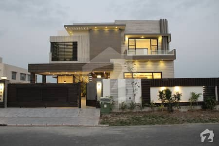 1 Kanal Brand New Luxury Stylish Bungalow in DHA Phase 6