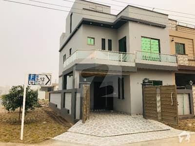 5 Marla Corner House In Dha Rahbar Phase 11