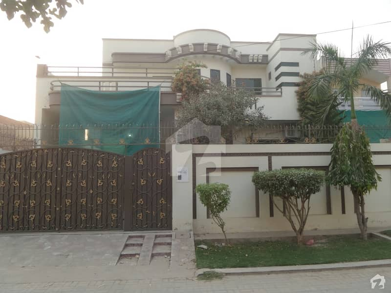 Triple Storey Beautiful Bungalow For Sale At Aziz Yaqoob Town, Okara