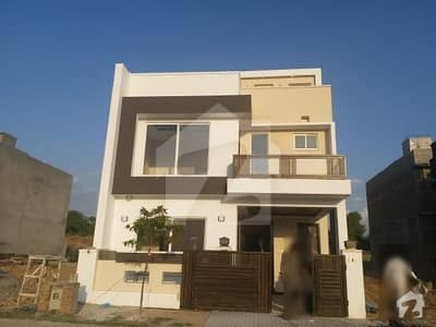 Ideal Location  5 Marla 3 Bedroom Brand New House Available For Rent In Bahria Enclave Islamabad Sector B1