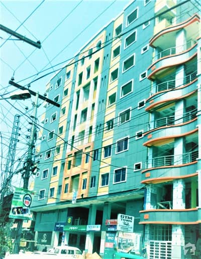 Flat For Sale  Town Heights University Town Old Bara Road Peshawar