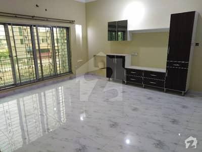 Brand New Luxury Kanal Upper Portion For Rent