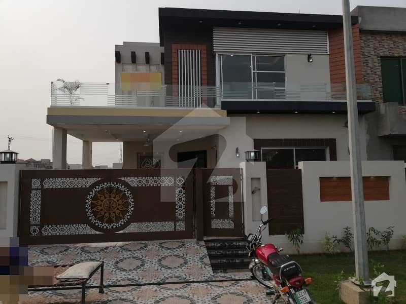 10 Marla Brand New Luxury House In Dha  For Sale