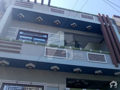 Brand New Double Story 4 Bed House For Sale In Saadi Town  Block 5