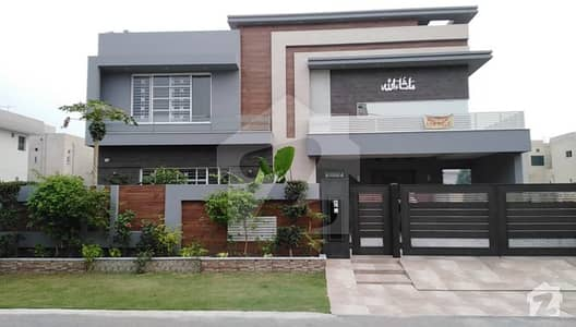 1 Kanal Brand New House For Sale In Wapda Town