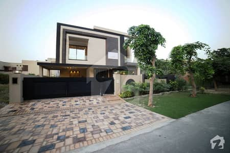 Syed Brothers Offers 1 Kanal Spanish Brand New Out Stander Proper Double Unit Most Elegant Bungalow In Dha Phase V