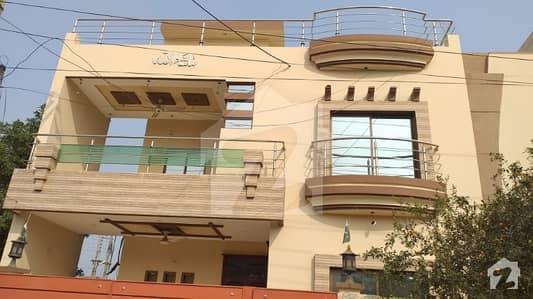 10 Marla Corner House For Sale In Jasmine Park View Villas Multan Road Lahore