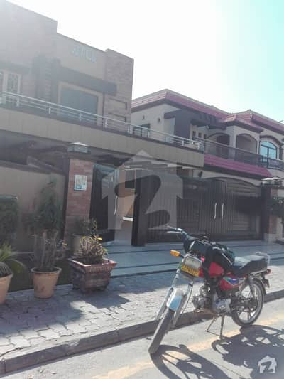 Old Double Storey House For Sale On Good Location Bahria Town  Ghouri Block Bahria Town