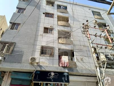 Very Beautiful 3 Bedrooms Apartment For Sale In Nishat Commercial Area