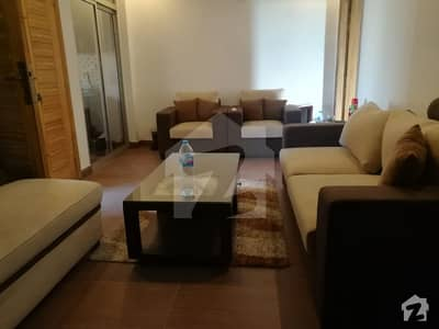 1 Bedroom Furnished Flat Is Available For Rent In Bahria Town Phase 3 Mini Commercial
