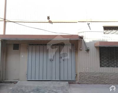 7 Marla Single Storey House For Sale.