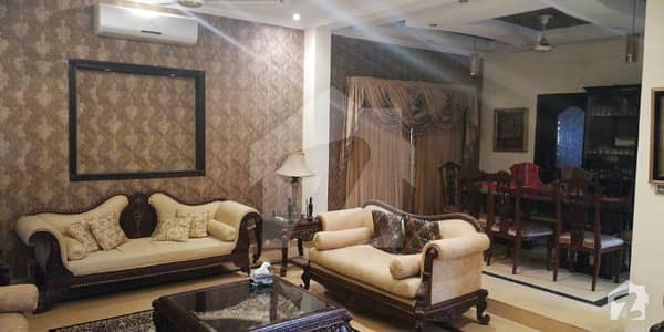Architect Society 1 Kanal Owner Build Beautiful Bungalow Is Available For Urgently Sale