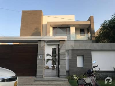 500 Yards Brand New Owner Built House With Basement Available For Sale