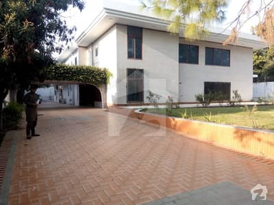 Luxury Bungalow In Sector F-6 Islamabad Fully Furnished