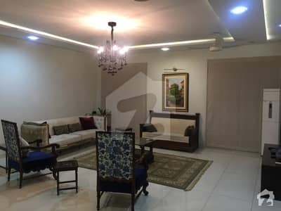 1 Kanal Fully Furnished House Is Available For Rent