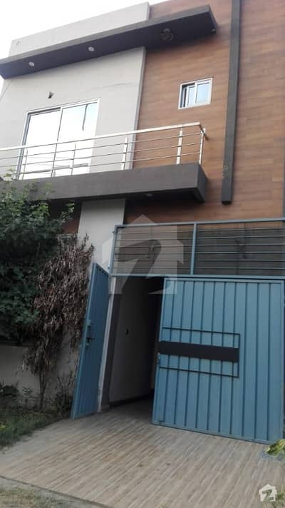 3 Marla Double Story House For Sale
